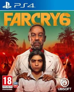 Far Cry 6 PL (PS4)