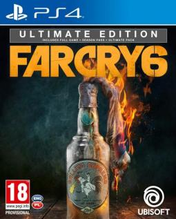 Far Cry 6 Ultimate Edition PL (PS4)
