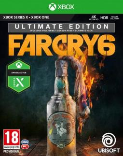 Far Cry 6 Ultimate Edition PL (XONE)