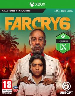 Far Cry 6 PL (XONE)