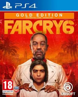 Far Cry 6 GOLD Edition PL (PS4)