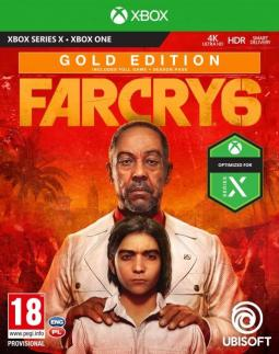 Far Cry 6 GOLD Edition PL (XONE)