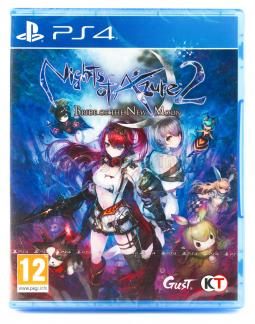 Nights of Azure 2: Bride of the New Moon ENG (PS4)
