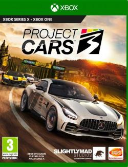 Project CARS 3 PL (XONE)