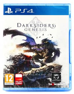 DarkSiders Genesis PL (PS4)