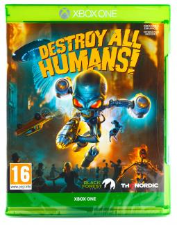 Destroy All Humans! PL (XONE)