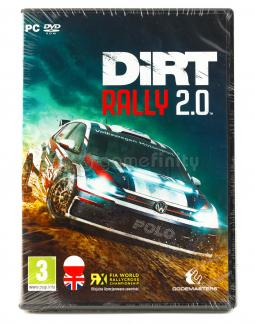 DiRT Rally 2.0 PL (PC)