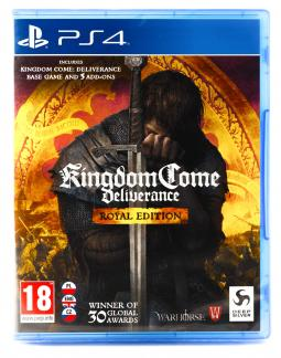 Kingdom Come Deliverance Royal Edition PL (PS4)