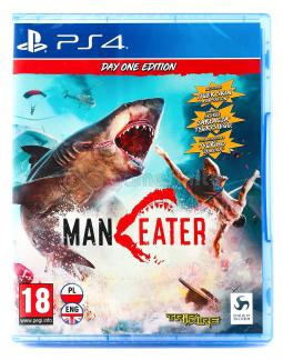 Maneater Day One Edition PL (PS4)