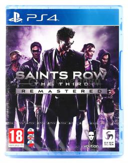 Saints Row 3 The Third - Remastered PL (PS4)