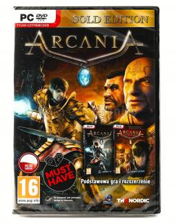 Seria Must Have - ArcaniA GOLD Edition PL (PC)