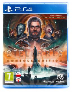 Stellaris Console Edition PL (PS4)