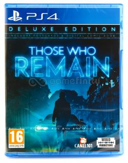 Those Who Remain Deluxe Edition PL (PS4)