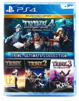 Trine Ultimate Collection ENG (PS4)