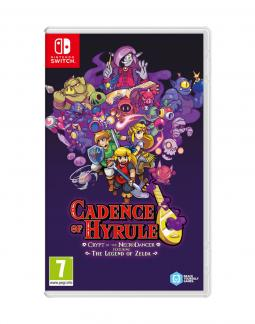 Cadence of Hyrule: Crypt of the NecroDancer (NSW)
