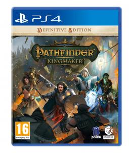 Pathfinder Kingmaker - Definitive Edition (PS4)