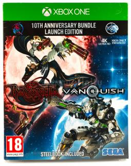 Bayonetta & Vanquish 10th Anniversary Bundle Launch Edition (XONE)