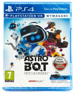 Astro Bot Rescue Mission VR PL (PS4)