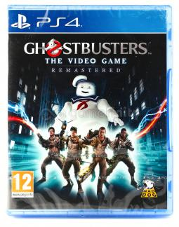 Ghostbusters The Video Game Remastered ENG (PS4)