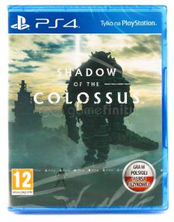 Shadow of the Colossus PL (PS4)