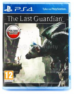 The Last Guardian PL (PS4)