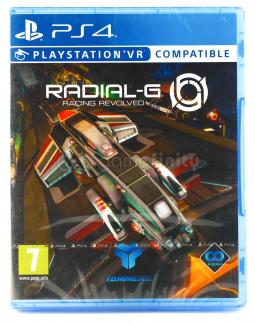 Radial-G : Racing Revolved (PS4)