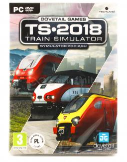 Train Simulator 2018 PL (PC)