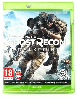 Tom Clancy's Ghost Recon Breakpoint PL (XONE)