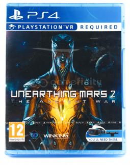 Unearthing Mars 2: The Ancient War (PS4)