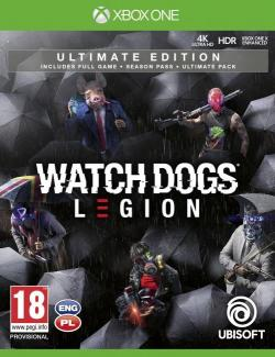 Watch Dogs Legion Ultimate Edition PL (XONE)