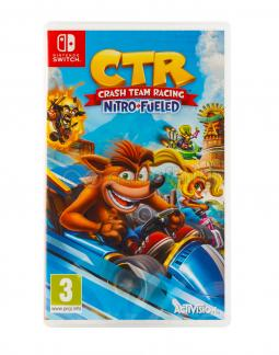 CTR Crash Team Racing Nitro Fueled (SWITCH)