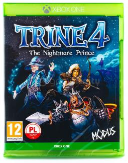 Trine 4 The Nightmare Prince PL (XONE)