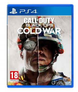 Call of Duty Black Ops Cold War PL (PS4)