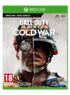 Call of Duty Black Ops Cold War PL (XONE)
