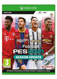 eFootball PES 2021 Season Update (XONE)