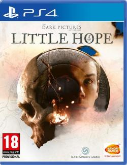 The Dark Pictures - Little Hope (PS4)