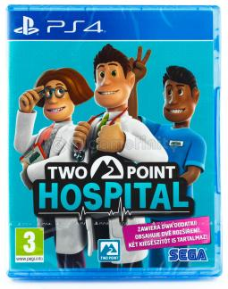 Two Point Hospital PL (PS4)