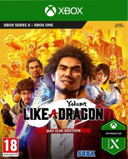 Yakuza: Like a Dragon Day Ichi Steelbook Edition (XONE)