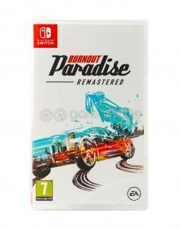 Burnout Paradise Remastered (NSW)