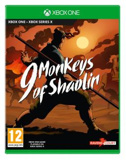 9 Monkeys of Shaolin (XONE)