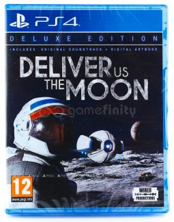 Deliver Us the Moon Deluxe Edition PL (PS4)