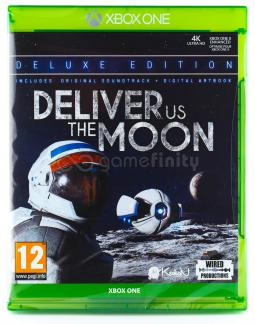 Deliver Us the Moon Deluxe Edition PL (XONE)