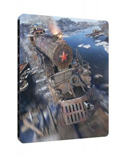 Steelbook do gry METRO EXODUS