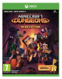 Minecraft Dungeons Hero Edition PL (XONE)