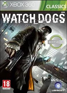 Watch Dogs PL (Xbox 360)