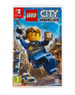 LEGO City Undercover PL/ENG (SWITCH)