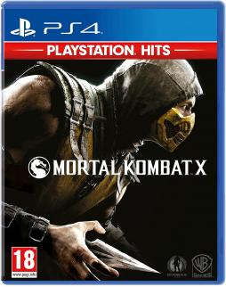 Mortal Kombat X PL (PS4)
