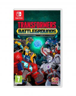 TRANSFORMERS Battlegrounds PL (NSW)