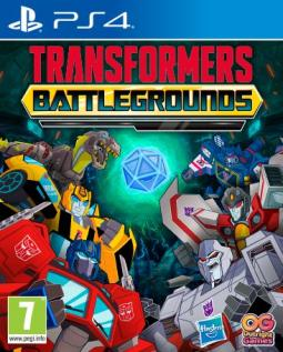 TRANSFORMERS Battlegrounds PL (PS4)