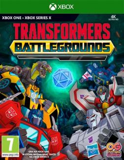 TRANSFORMERS Battlegrounds PL (XONE)